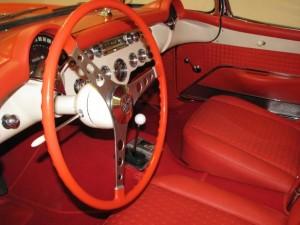 オールドカー シボレー C-1コルベット 1957モデル