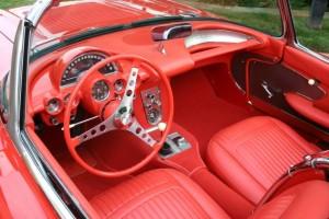 オールドカー シボレー C-1コルベット 1958モデル
