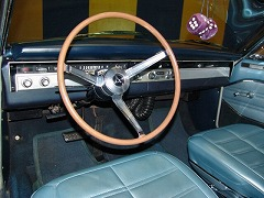ダッジ ダート GT コンバーチブル1966