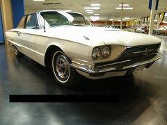 フォード サンダーバード1966