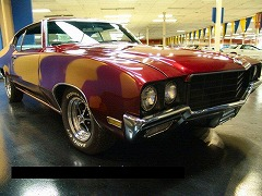 オールドカー ビューイック スカイラーク1970モデル