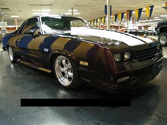 オールドカー シボレー エルカミーノ 1984モデル El Camino