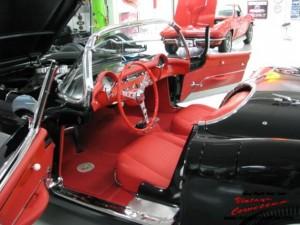カー シボレーC-1コルベット 1956