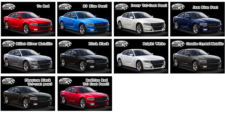 ダッジ チャージャー 2015 (Dodge Charger)【中古車】カラー