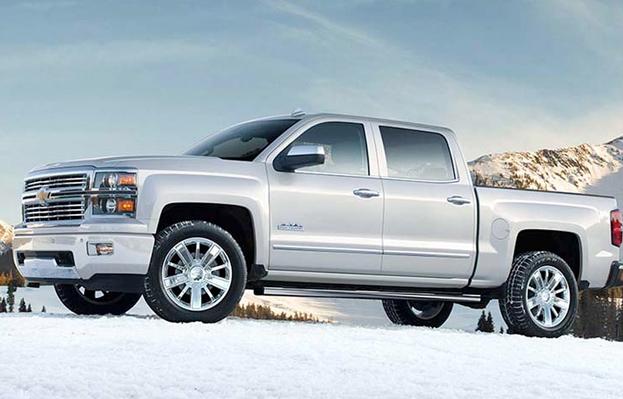 シボレー シルバラード 2015 (Chevrolet Silverado)【中古車】