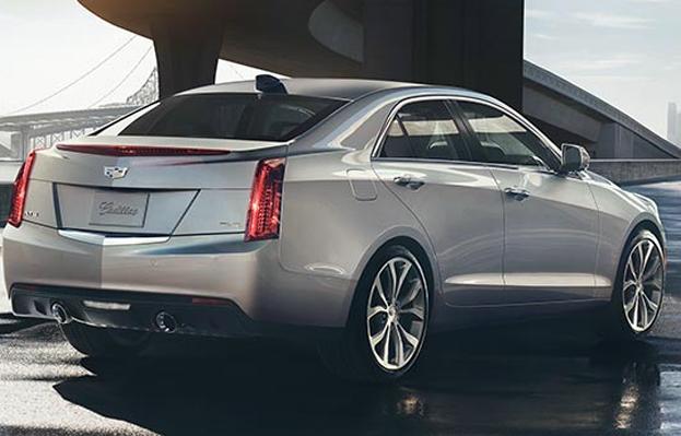 キャデラック ATS 2015 (Cadillac ATS)