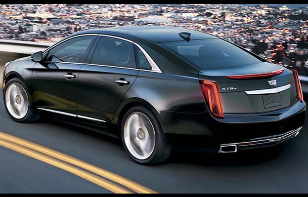 キャデラック XTS 2016 (Cadillac XTS)【中古車】