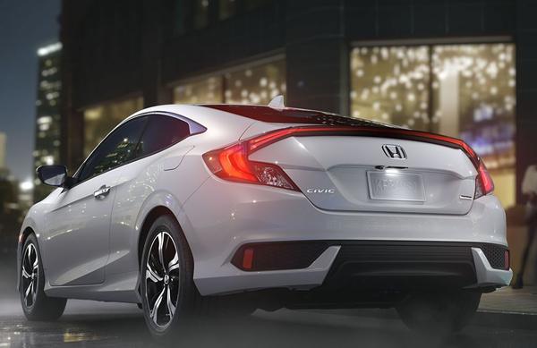 USホンダ シビック クーペ2017(HONDA CIVIC Coupe)新車