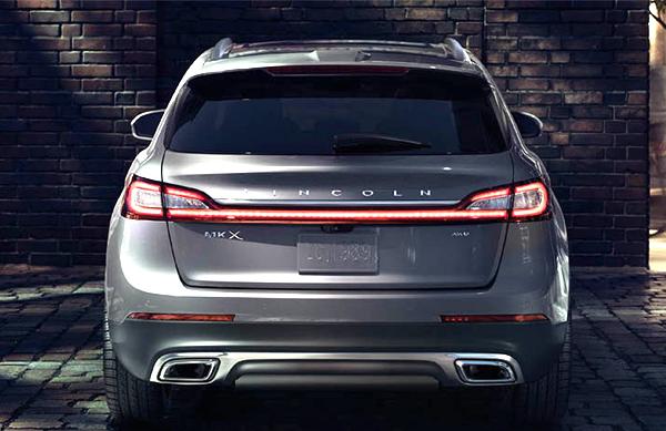 リンカーン MKX2017(Lincoln MKX)中古車