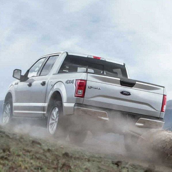フォード F150 2017 (Ford F150) 新車