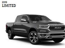 ダッジ ラム トラック1500 2019年 (RAM Truck) 新車 Limited