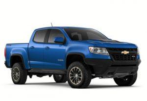 シボレー コロラド 2018(Chevrolet COLORADO)中古車