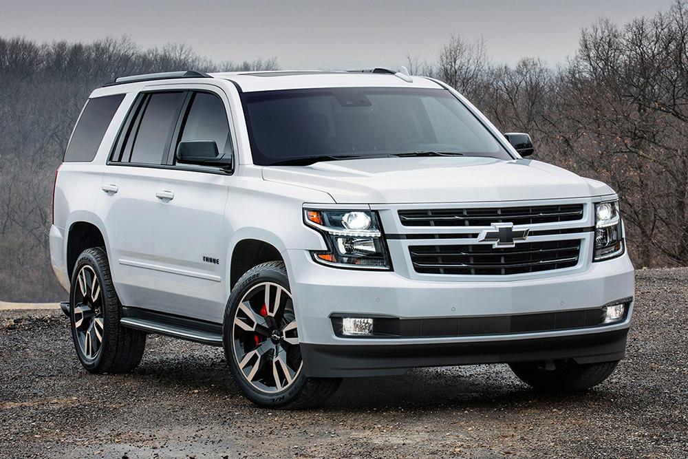 シボレー タホ 2019(Chevrolet TAHOE)新車RST