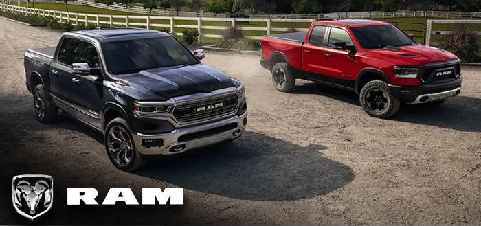 ラム Ram Truck
