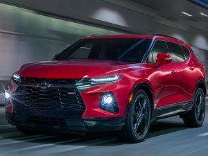 シボレー ブレイザー 2019 新型 新車(Chevrolet blazer)
