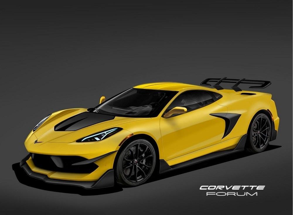 2020 シボレーコルベットC8(Chevrolet Corvette C8 ) | 特集 | アメ車・逆輸入車 ...