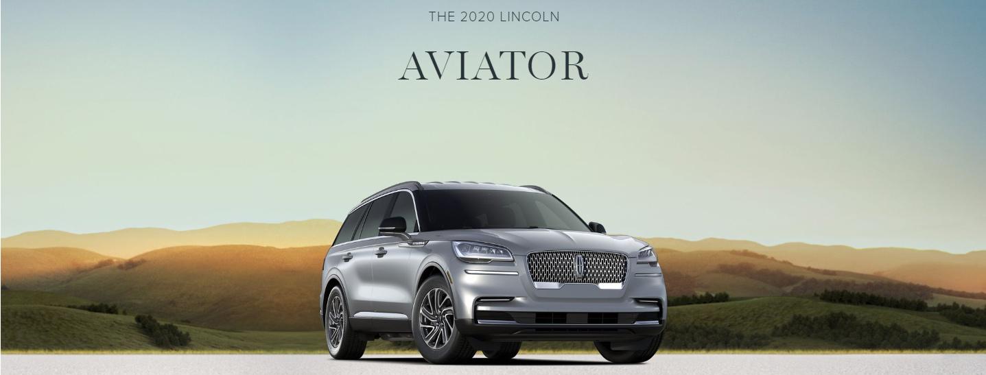 リンカーン アビエーター 2020 (LINCOLN AVIATOR)