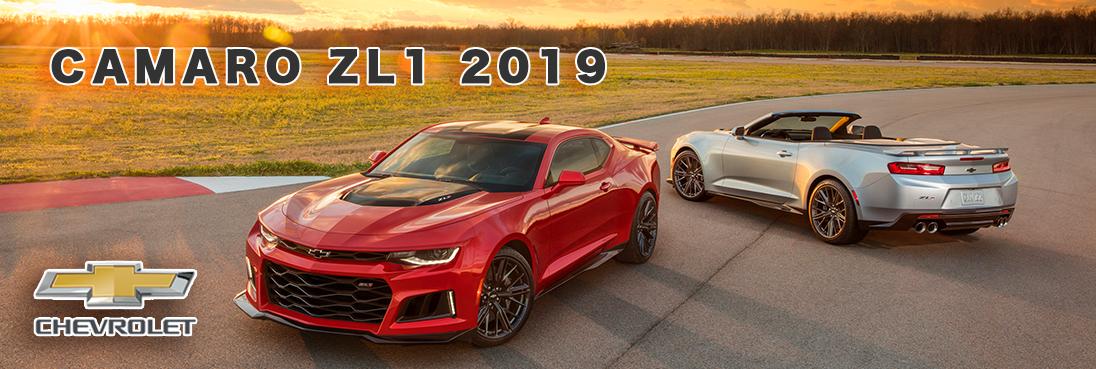 シボレー カマロ ZL1 2019 (Chevrolet Camaro ZL1)