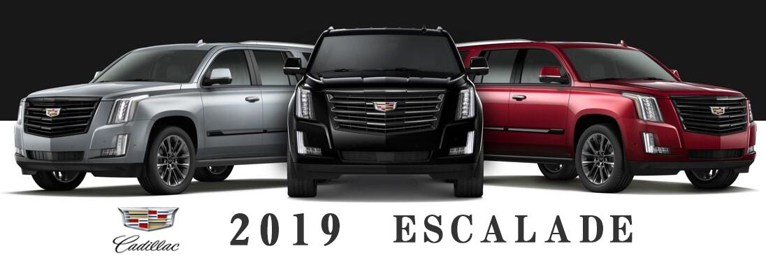 キャデラック エスカレード 2019(Cadillac ESCALADE)