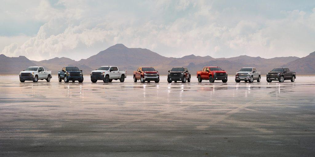 シボレー シルバラード 1500 2020 (Chevrolet Silverado 1500)新車