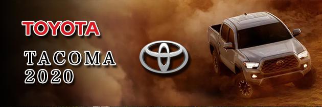 USトヨタ タコマ 2020 (US TOYOTA Tacoma ) 新車