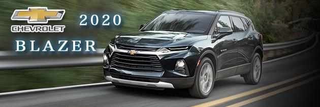 シボレー ブレイザー 2020年 新車(Chevrolet blazer)