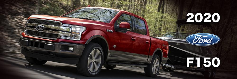 フォード F150 2020(Ford F150)