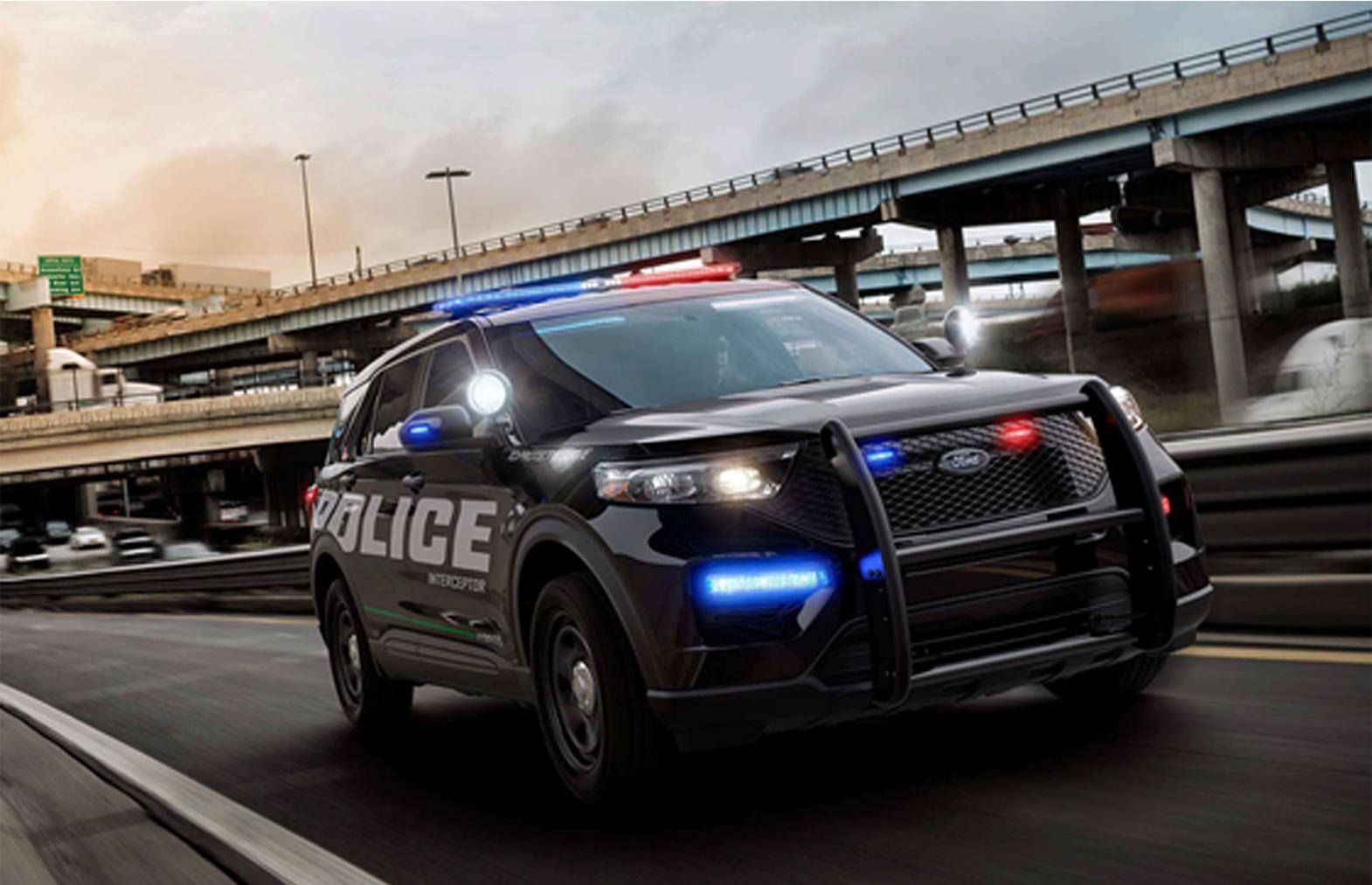 【2020 Police Interceptor Utility/ ポリスインターセプター・ユーティリティー】ポリスカー