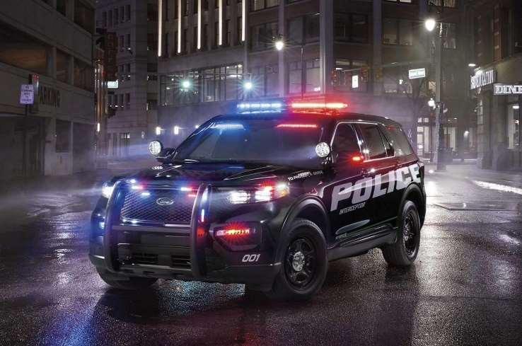 2020 Ford Police Interceptor Utility / 2020 フォード・ポリスインターセプターユーティリティー ポリスカー アメパト, 覆面パト, パトカー販売, ポリスカー,歴史,魅力