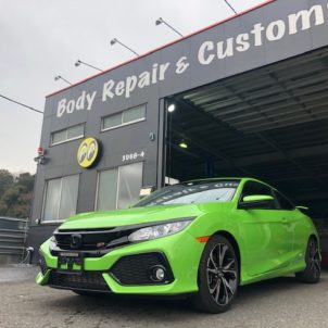2018 US HONDA CIVIC SI COUPE