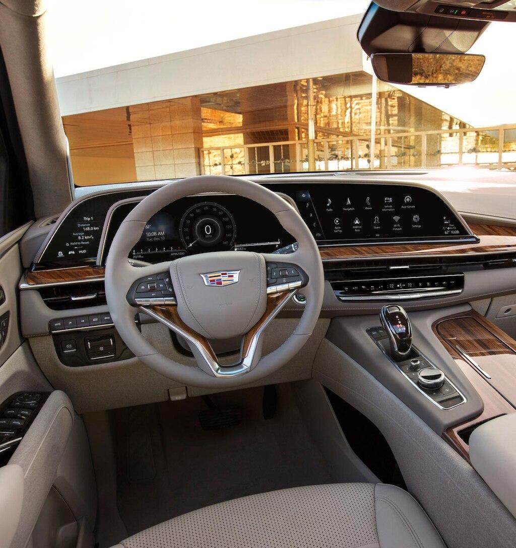 キャデラック エスカレード2021(Cadillac Escalade)新車
