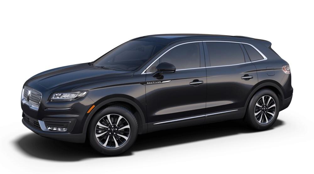 リンカーン  ノーチラス 2020 (LINCOLN NAUTILUS)新車