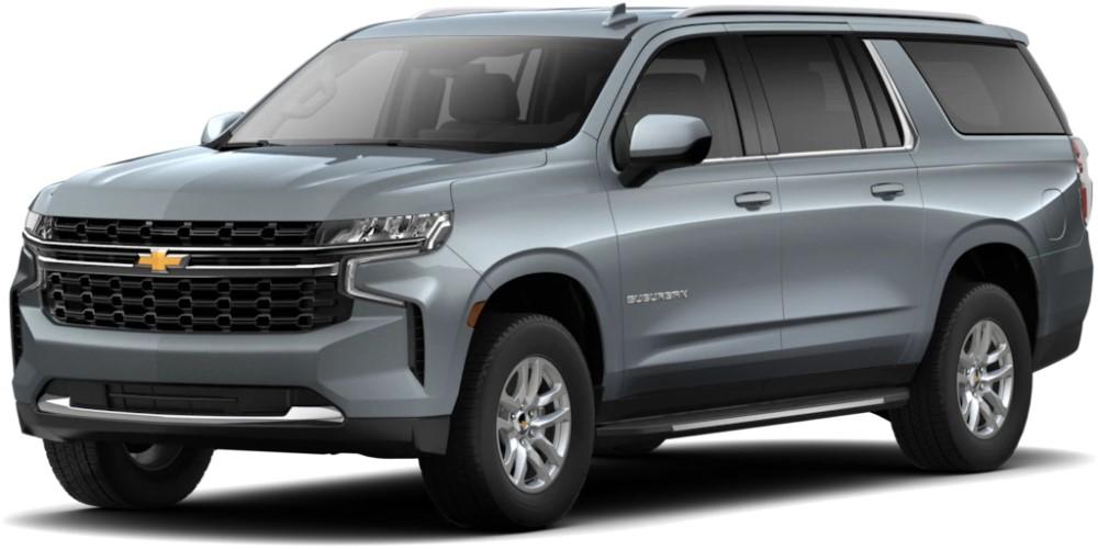 シボレー サバーバン 2021 (Chevrolet Suburban)新車