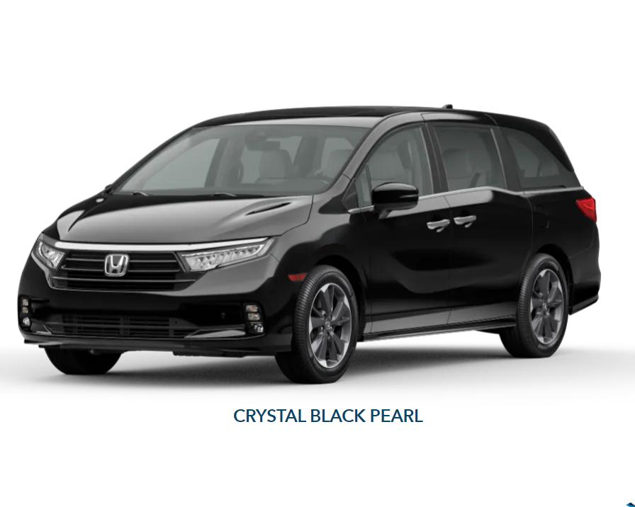 Crystal Black Pearl