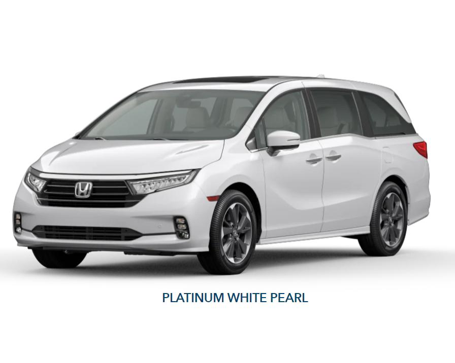 Platinum White Pearl