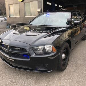 2012 DODGE CHARGER POLICE 千葉県S様