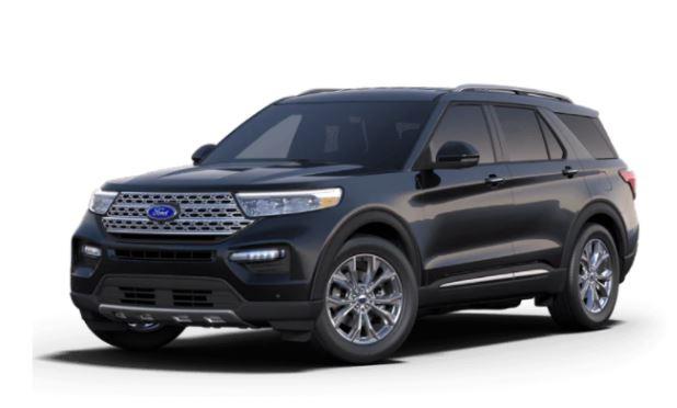フォード エクスプローラー 2021 (Ford EXPLORER) Limited