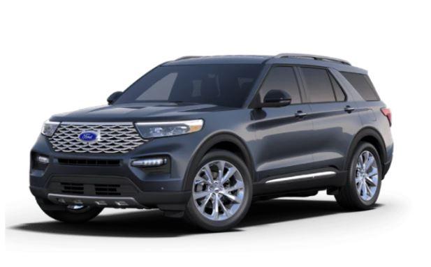 フォード エクスプローラー 2021 (Ford EXPLORER) Platinum
