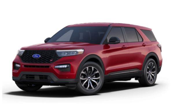 フォード エクスプローラー 2021 (Ford EXPLORER) ST