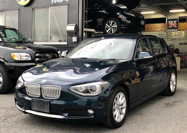 2014 BMW 116大阪府 I様