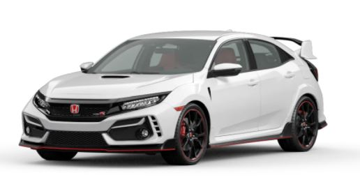 USホンダ シビック タイプR 2021 (Honda Civic Type-R)