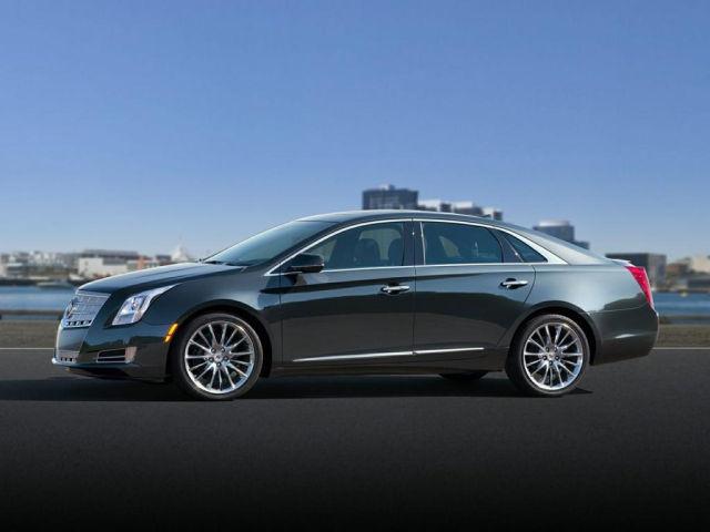 キャデラック XTS 2014 (Cadillac XTS)