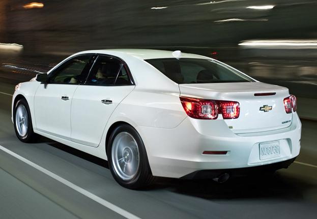 シボレー マリブ 2015 (Chevrolet Malibu)【中古車】