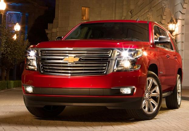 シボレー タホ 2015 (Chevrolet Tahoe)【中古車】