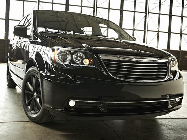 クライスラー タウン&カントリ 2015 (Chrysler Town&Country)
