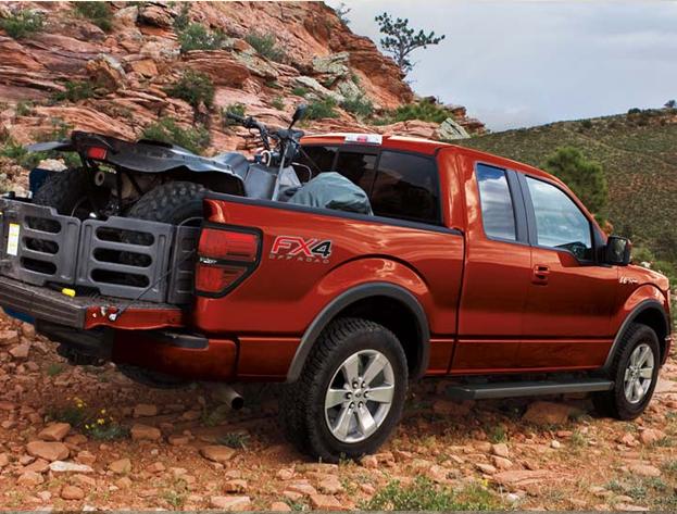 フォード F150 2014 (Ford F150)【中古車】