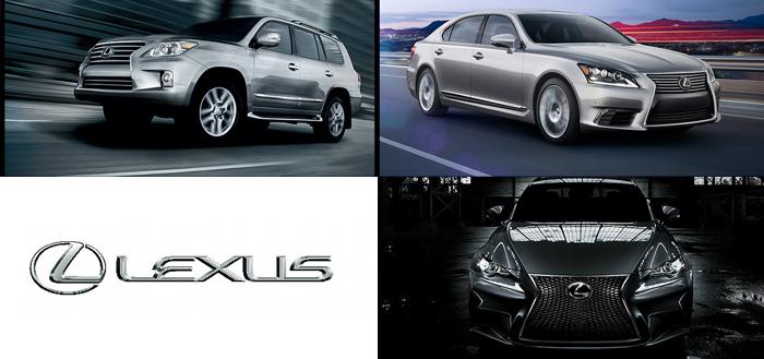 レクサス Lexus 逆輸入車 新車 イメージ