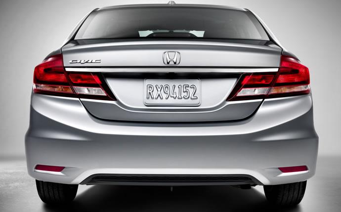 USホンダ シビック 2015 (US Honda Civic)【中古車】