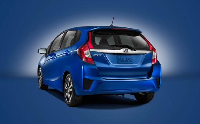 USホンダ フィット 2015 (US Honda FIT)