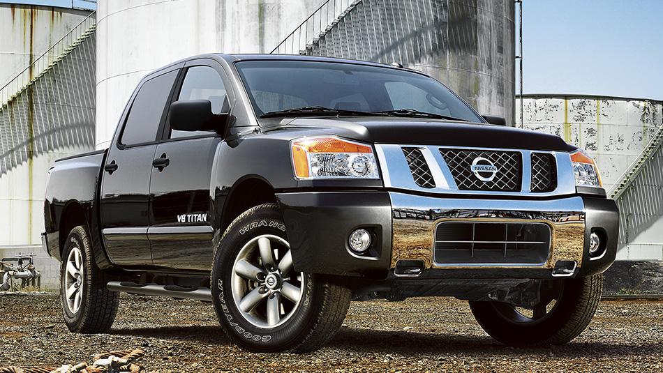 USニッサン タイタン 2014 (US Nissan titan)中古車